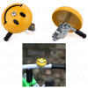Smiling Face Bike Bell (25-1A17R03)