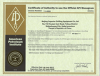 API Certificates