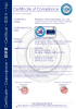 Stainless steel tank CE certificate