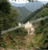 explosive site