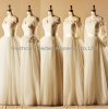 Custom Wedding Dress DIY Party Bridesmaid Dresses Evening Gowns Manufacturer