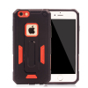 Knight TPU+PC 2 in 1 Cell Phone Case with Clip for Motorola G4