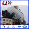 50 Ton 3 Axles 45cbm Bulk Cement Tanker Trailer