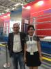 Exhibition 2017 beijing our import CNC machine