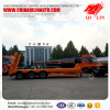 3 axle 50Ton low loader trailler exported to Guyana