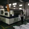 automatic pocket spring net machine