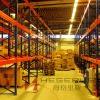 Pallet racking installation in SWEDMART Warehouse