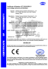 CE Certificate of Inverter Power