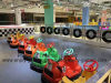 Welcome Bumper Car Amusement Game Machine