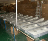 50W Solar COB Street Light Testing