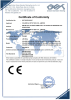 CE-EMC certificate for Led strip