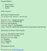 Voli's Authority Bank details