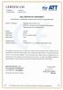 CE Certifications
