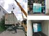4 sets of 600KVA Wudong Generator Ship to Russia