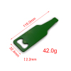 Waiter's Friend Bottle Shape Bottle Opener