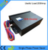 Single phase Power Factor Saver S200RB with Breaker for home /school /Hotel