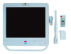 15 Inch Multi-Media Player Dental Monitor with Intraoral Camera System (wireless)