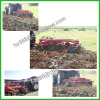 Test of Heavy duty disc harrow