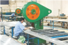 aluminum extrusion cutting machine