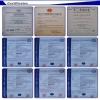 series CE,ISO9001,CCC certidicates