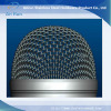 stainless steel crimped wire mesh as speaker cover