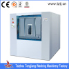 Hospital barrier washer extractor