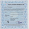 Certification of EMC Complicance