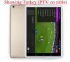 9.7inch Tablet PC Europe Arabic IPTV with Mtk6582 Quad Core 3G Bluetooth