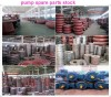 Pump Spare Parts Stock