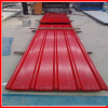 Prepainted Corrugated Steel Roof Sheet Customer from Canada