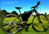 Australia coverted e-bike with smart pie motor
