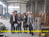Customers from Brazil for Heat Stabilizer Kneader