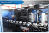 full automatic wide mouth plastic blow molding machine