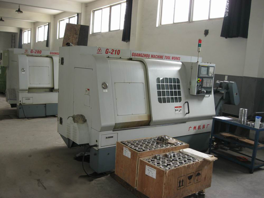 CNC Tooling Machine for Roller