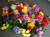 best selling artificial flowers mixed