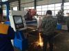 Gantry CNC Plasma Cutter Onsite