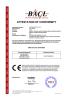 AN0220 digital clock ACTION certificate