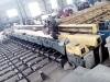 felt-board machine for rolling tanker trailer