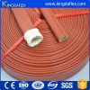 Silicone Rubber Coated Fiberglass Fire Sleeve for Hose and Cable