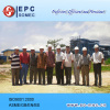 Chinese Consul-General of Surabaya, Indonesia Mr. Zhang Yusen and Other Leaders Inspect Site