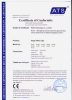 CE Certificate Of Laser Light Series