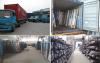 Aluminum Doors Packing & Loading