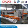 Hydraulic swing beam shearing machine for MATLAS brand