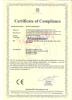 Factory CE certificate