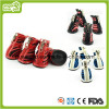 Zebra-Stripe Dog Walking Shoes (HN-PC770)