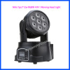 Mini 7pcs*12w RGBW Moving Head Light