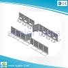 Mojo barrier aluminum folding barrier for performance