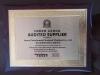 certificate honour