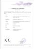 A2205 CE certificate