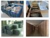 The cargo ready to ship